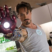Robert Downey Jr.&#146;s <i>Iron Man</i> is a thing to marvel