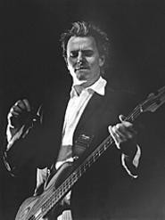Duran Duran bassist John Taylor, reliving the '80s at - the Agora  November 13. - WALTER  NOVAK