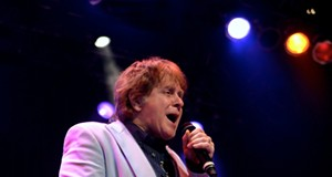 Eddie Money performing at House of Blues