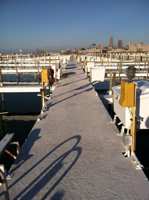 Edgewater Yacht Club dockage