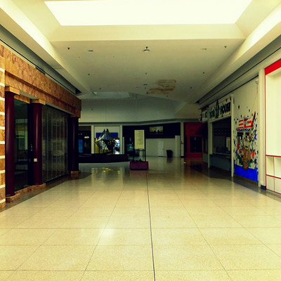 Eerie Photos of the Old and Abandoned Euclid Square Mall