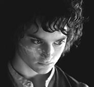 Elijah Wood stars as Frodo.