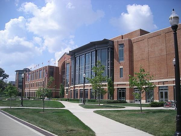 9. Ohio State University- Columbus