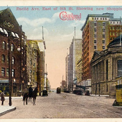 Wish You Were Here: 20 Vintage Cleveland Postcards