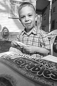 Experts claimed in court that Uncrustables are much - more than just a sandwich. - WALTER  NOVAK