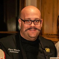 Our Movember Wish List Fahrenheit Chef Rocco Whalen Photo Courtesy of NBA.com