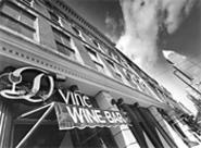 Fanciful flights: D'Vine scores points for offering multiple-wine samplers. - WALTER  NOVAK
