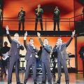 Felons and Falsettos: The Post-Juvenile Delinquents are Back in Jersey Boys at Playhouse Square