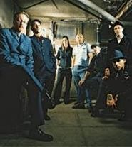 Flogging Molly's Dave King is the bespectacled leader of these Guinness-drinking Irish-punk misfits.