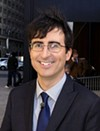 Former Daily Show correspondent/guest-host John Oliver brings his sardonic stand-up comedy to Severance Hall tonight. The British comic is known for his sarcastic ripping apart of political figures and policies old and current. This Emmy Award-winning writer spews stories about how Australia was colonized by the British as a prison island but is actually a much nicer place to live than England. Another of Oliver's anecdotes is about how two workers from the Wizard of Oz Moving Company in New York ridiculed his fear of being pushed by wind during hurricane Sandy. And if you ever thought the presidential debates were boring, Oliver's solution is having the candidates engage in a hot dog eating contest. The show starts at 7:30, and tickets are $25. (Gonzalez)
