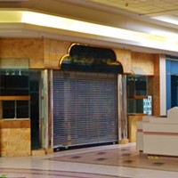 15 Photos of the Abandoned Canton Centre Mall Former Kay Jewelers. Photo Courtesy of Nicholas Eckhart