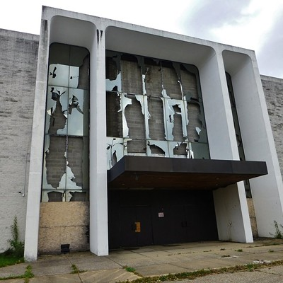 Photos of Akron's Abandoned Rolling Acres Mall