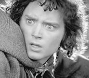 Frodo baggage: Elijah Wood might be the least of The Two Towers' many charms.