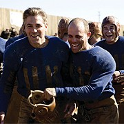 George Clooney's ode to screwball comedies of yore, <i>Leatherheads</i>, is sooooo close, but yet . . .