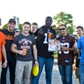 Fun Photos of the Scene Events Team Driven by Fiat of Strongsville at the Browns vs. Chicago Bears Muni Lot Tailgate