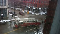 Gas Odor Being Investigated in Downtown Cleveland