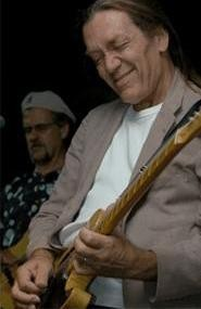 GE Smith, unleashing the blues July 21 at the Winchester. - WALTER  NOVAK