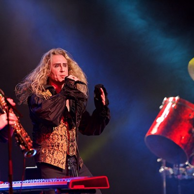 Genesis Revisited Performing at Hard Rock Live