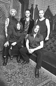 Geoff Tate (center) is making amends for a decade in - the doldrums.