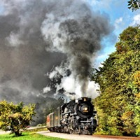 Saturday, January 18: Ales on Rails Get buzzed on the Cuyahoga Valley Scenic Railroad in this month's installment of the Ales on Rails event. The train ride kicks off at the Rockside Road station in Independence today at 4:15 p.m. and wends its way through Cuyahoga Valley National Park for two super-scenic hours. You can sample five unique canned beers, along with with an appetizer prepared by Moe's Restaurant of Cuyahoga Falls. Tickets are $45 to $80. (Allard) Photo via Instagram