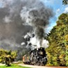Get buzzed on the Cuyahoga Valley Scenic Railroad in this month's installment of the Ales on Rails event. The train ride kicks off at the Rockside Road station in Independence today at 4:15 p.m. and wends its way through Cuyahoga Valley National Park for two super-scenic hours. You can sample five unique canned beers, along with with an appetizer prepared by Moe's Restaurant of Cuyahoga Falls. Tickets are $45 to $80. (Allard)