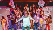 Get Up, Stand Up: Kids Fight for their Rights in Hair Blank Canvas Theatre