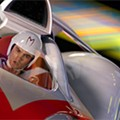 It's anime in overdrive for the Wachowski brothers' souped-up <i>Speed Racer</i>