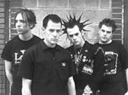 Good Charlotte, the pointy-haired boy band of the - moment.