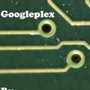 Googolplex by James Renner