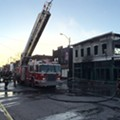 Grease Fire Destroys Steve's Lunch