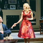 "Great Lakes Theatre's 'Dial ""M"" for Murder' Enlivens an Enduring Mystery"