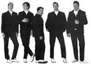 """Great white hype: The Hives have succeeded the - White Stripes and the Strokes as the next """"it"""" band."""