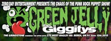 GREEN JELLY BAND - Green Jelly Promo Poster