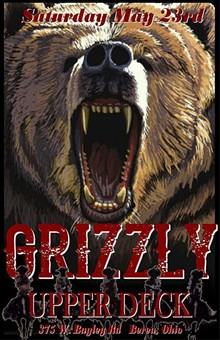 GRIZZLY BAND - Grizzly promo posted
