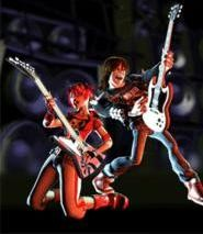 Guitar Hero II: The most fun you can have with a - miniature plastic guitar.