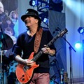 Guitarist Carlos Santana Still at the Top of His Game