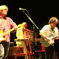 Hall & Oates Performing at Public Hall