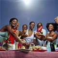 Happy-hour cookouts
