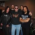 Hard Rockers SHOK PARIS Recording First New Studio Album in 25 Years