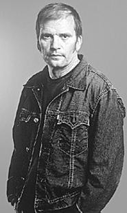 Hardcore troubadore Steve Earle, subject of Just an American Boy.