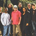 Hart & Brain: The Mickey Hart Band Brings its Exploratory Improvisation and-get this!- Sonic Brain Activity Jams to the Kent Stage