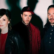 Having Fun is a Major Motivation for Glasgow's Chvrches