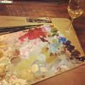 Saturday, February 1: Art and Wine