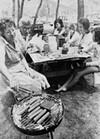 Headlands picnic, 1964.