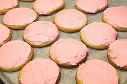 PINK COOKIE GOODNESS - COURTESY OF THE CHRONICLE-TELEGRAM