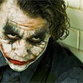 Heath Ledger Peers Into the Void as Christopher Nolan's Batman Returns