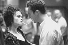 Helena Bonham Carter and Edward Norton.
