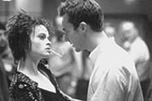 Helena Bonham Carter and Edward Norton.