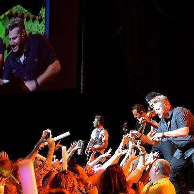Here's What You Missed at Last Night's Insane Rascal Flatts Concert