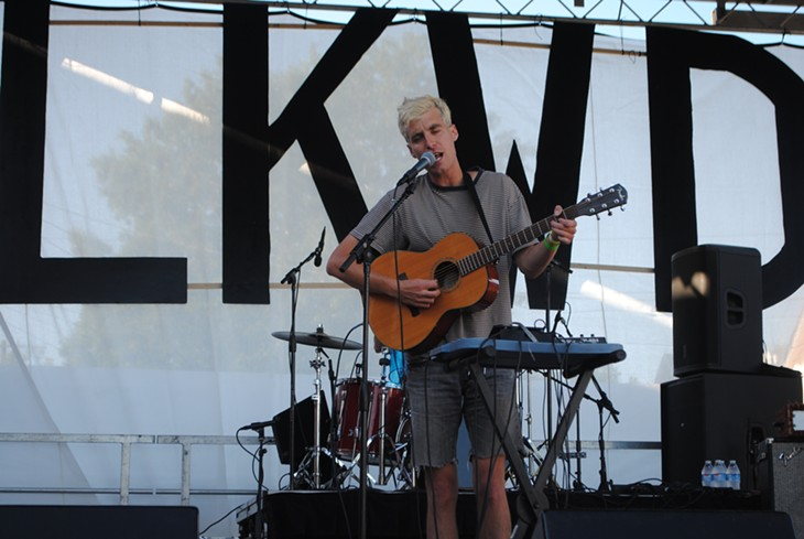 Here's What You Missed at the 2nd Annual LKWD Fest at Mahall's 20 Lanes